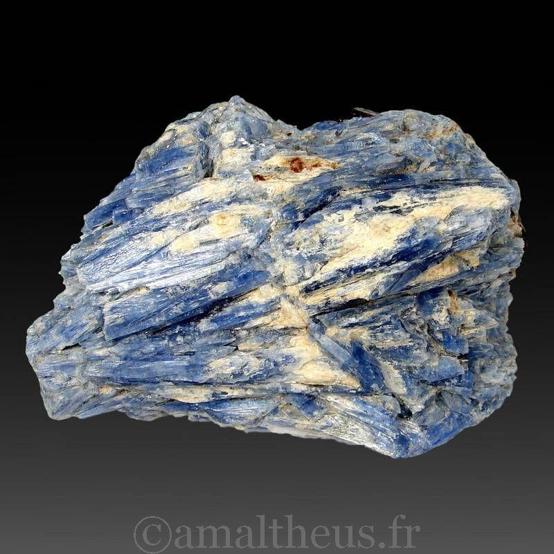 Kyanite et staurolite du Brésil