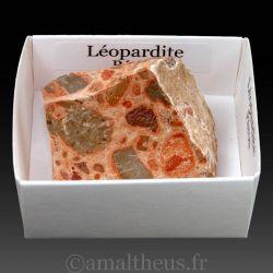 Léopardite du Pérou