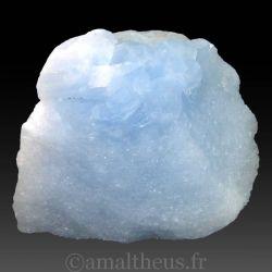 Calcite bleue de Madagascar