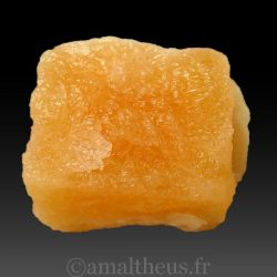 Calcite orange du Mexique