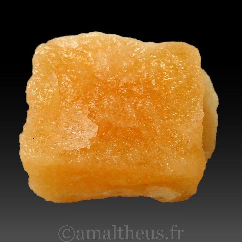 Calcite orange du Mexique